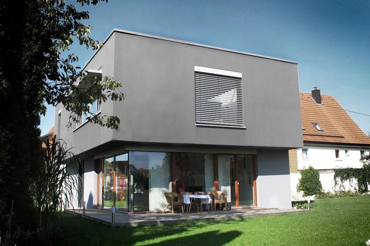 Modernes Wohnen über altem Grundriss<br/>