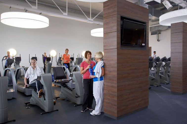 Fitness Studio Point in Gerlingen