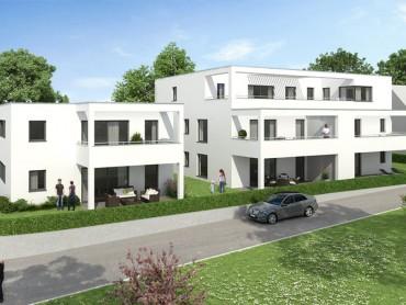Mehrfamilienhaus mit TG